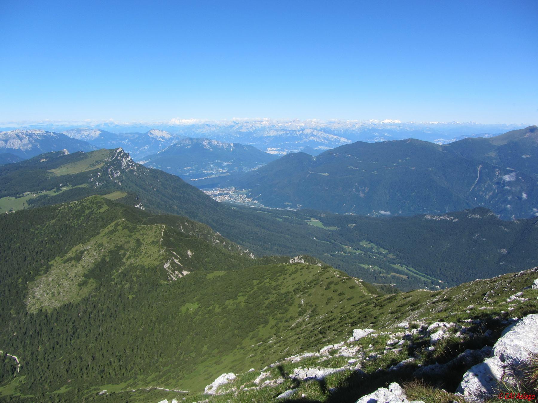 Panorama verso Mandriolo