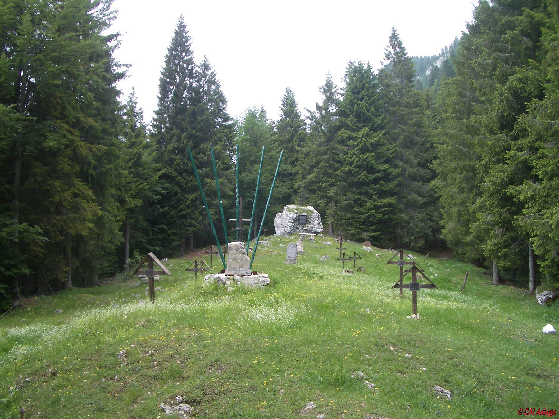 Cimitero di Val Galmarara