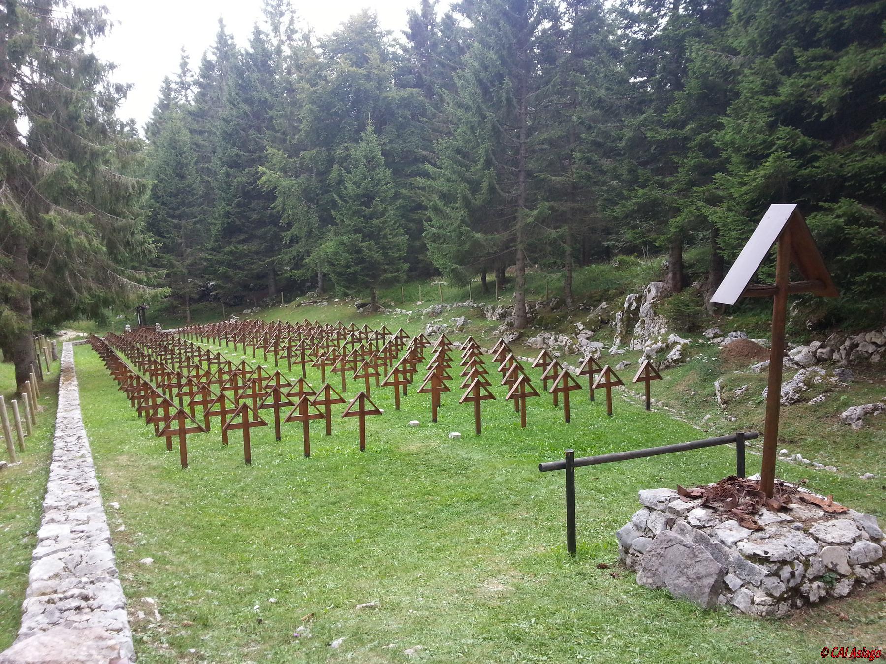 Cimitero Brigata Sassari