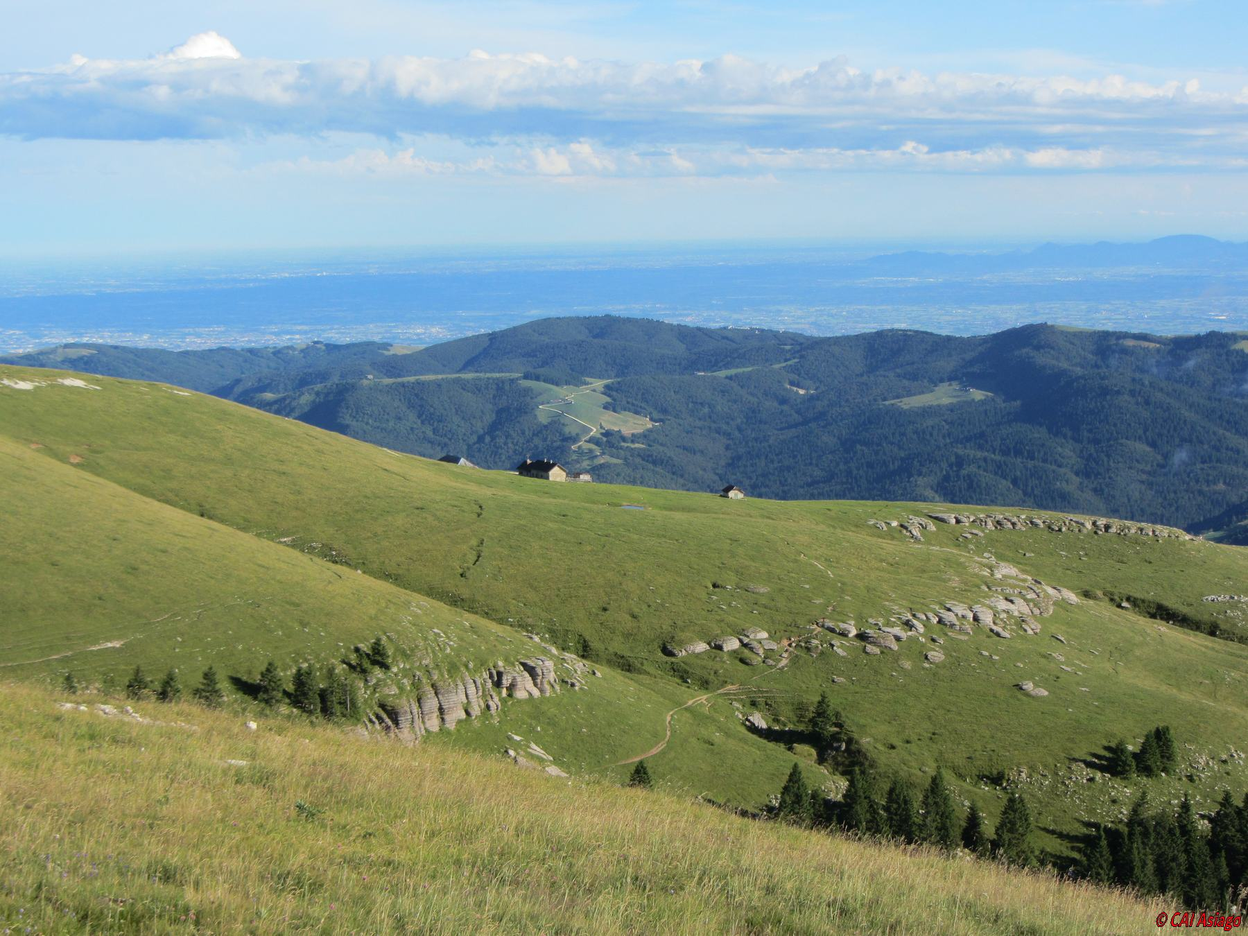 Verso Malga Montagna Nova